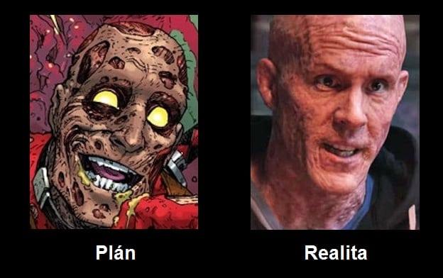 Deadpool bez masky